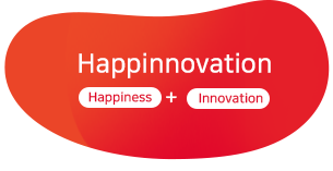 happinnovation ( happy + Innovation)